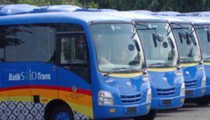 Mulai Juli Sampai Akhir Tahun, Naik Bus BST Di Solo Gratis