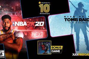 Game Gratis Perayaan 10 Tahun PS 4 Plus