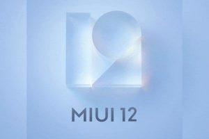 Update MIUI 12