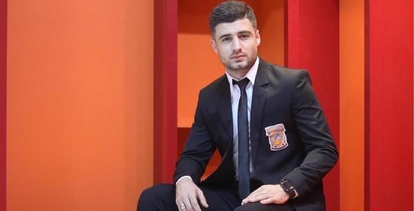 Nuriddin Davronov Masuk Nominasi Pemain Asia Tengah Terbaik