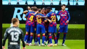 Ditahan Imbang Atletico Madrid, Barcelona Sulit Juarai Liga Spanyol