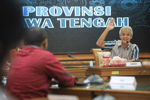 Ganjar Pranowo akan Terapkan Sanksi Bagi Pelanggar Protokol Kesehatan?