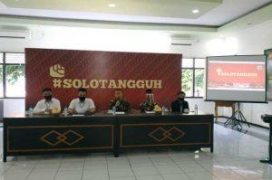 Gerakan #SoloTangguh Oleh Kodim Solo Guna Empaskan Pandemi