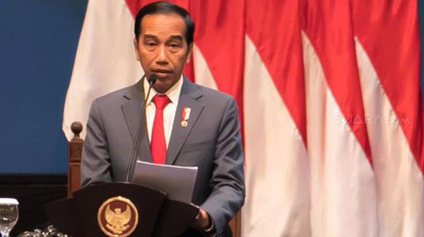 Jokowi Marah-Marah, Menteri Tafsirkan Sebagai Warning