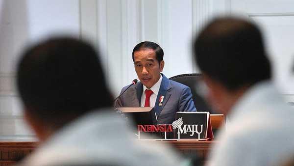 Jokowi: Pelanggar Protokol Kesehatan Bakal Diberi Sanksi