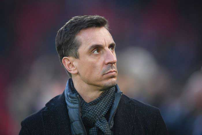 Manchester City Lolos Sanksi. Gary Neville Marah Kepada UEFA