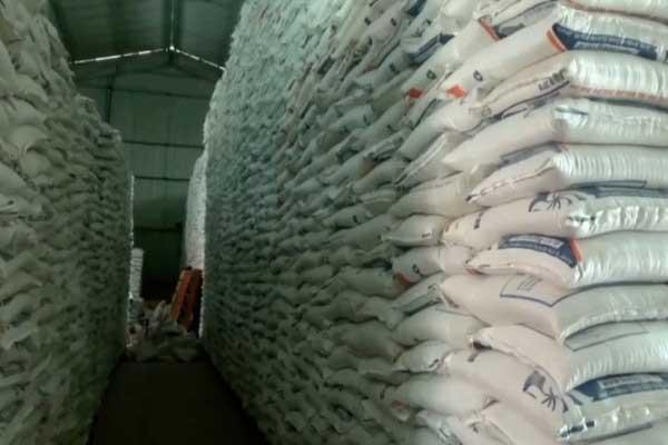 Menteri Pertanian Ungkapkan Berapa Sisa Stok Beras Yang Ada