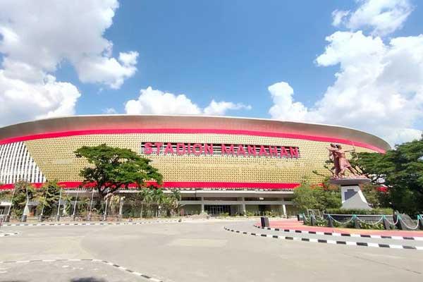 Mulai Minggu Stadion Manahan Dibuka Untuk Olahraga.