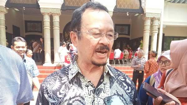 Sebelumnya Menolak, Kini Achmad Purnomo Bersedia Masuk Tim Pemenangan Gibran-Teguh