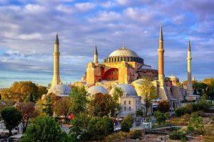 Setelah 86 Tahun, Hagia Sophia Jadi Tempat Salat Jumat