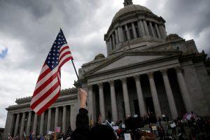Terburuk Dalam Sejarah, Ekonomi AS Anjlok 32%