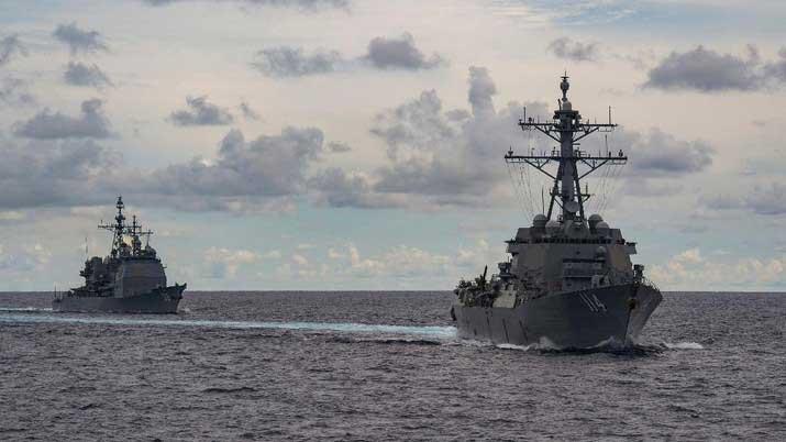 Titah Prabowo Tentang Ancaman Perang Di Laut Cina