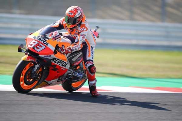 Usai Crash di MotoGP Spanyol, Marc Marquez Bisa Absen 3 Bulan