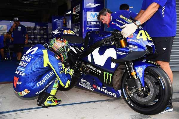 """Yamaha Beri Bantuan Setelah """"Membuang"""" Valentino Rossi"""