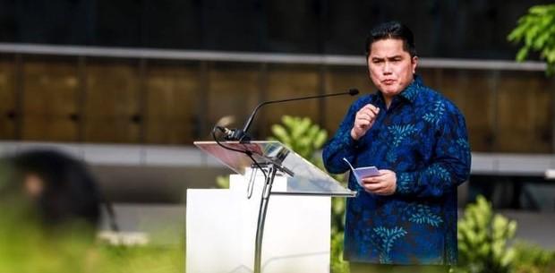 Erick Tohir Sinergikan Kesehatan dan Ekonomi Tangani Covid-19