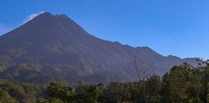 Gunung Merapi Di Informasikan Menggembung, Klaten Siap Siaga