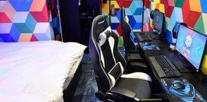 Hotel Di Jepang Menyediakan 71 PC Gaming Untuk Para Penginap