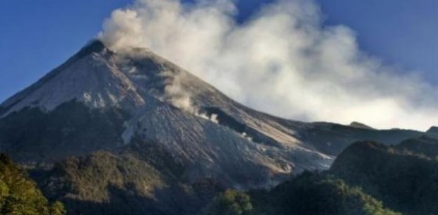 Penjelasan Detail, Gunung Merapi Di Tingkat Waspada Level 2