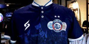 Arema FC Merilis Jersey Spesial Di Ulang Tahun Yang Ke-33