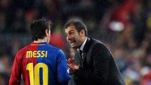 Apakah Messi Jika Bergabung Dengan Guardiola Berhasil Mendapatkan Trofi Liga Champions?