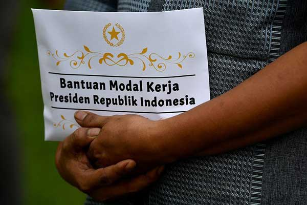 Bocoran Bantuan Baru Dari Presiden Untuk Pelaku Usaha Mikro