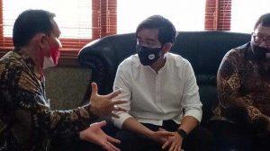 DPC Gerindra Kota Solo Mendukung Pasangan Gibran - Teguh