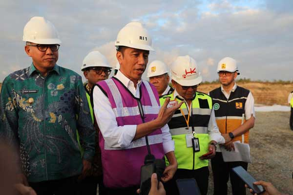 Demi Lawan Malaysia Hingga Vietnam, Jokowi akan Guyur Proyek Industri Batang Rp 1 T