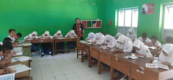 Di Klaten Pembelajaran Tatap Muka SD-SMP Diundur Awal September