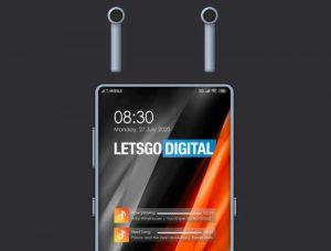 Earphone Yang Dibenamkan ke Ponsel, di Patenkan Oleh Xiaomi