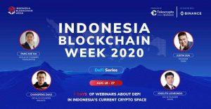 Indonesian Blockchain Week 2020 Membahas DeFi