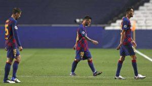 Keuntungan Untuk Madrid Karena Internal Barcelona Kacau?