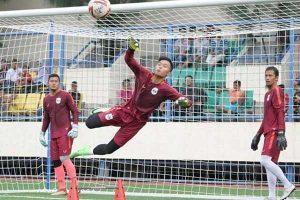 Yofandani Damai Pranata dipanggil oleh pelatih timnas sepak bola U-19 Shin Tae-yong untuk menjalani training center (TC) di Kroasia.