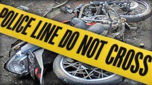 Mobil Pendaki Gunung Lawu Mengalami Kecelakaan