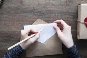 Nulis Surat