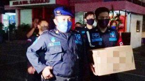 Penyelundupan Narkoba di Rutan IA Berhasil Digagalkan Aparat
