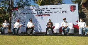 Rapat di Bali, Menteri-Menteri Bahas dan Pemulihan Ekonomi
