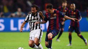 Tiga Kali Pirlo Sebut Lionel Messi Pemain Terbaik