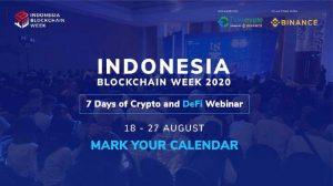 Wah Indonesia Blockchain Week Hadir Kembali