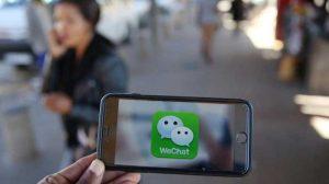 Wechat Diblokir Bikin Penjualan Iphone di China Merugi