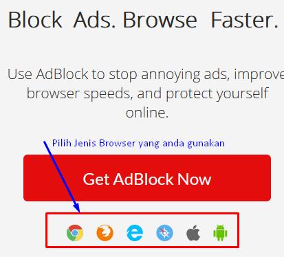 Cara blokir iklan porno