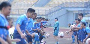 Persib Matangkan Persiapan Menghadapi Kelanjutan Liga 2020