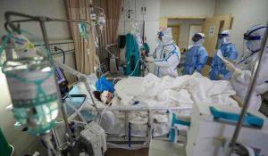 Pasien COVID-19 Asal Jakarta Penuhi Rumah Sakit di Bogor
