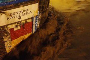 Bendung Katulampa Siaga 3, BMKG Prediksi Jabodetabek Masih Berpotensi Hujan