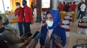 Eva Yuliani Dilantik Sebagai Ketua Umum DPP Nasdem Sukoharjo