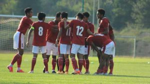 Garuda Muda Akan Tampil Full Team Dalam Laga Dinamo Zagreb