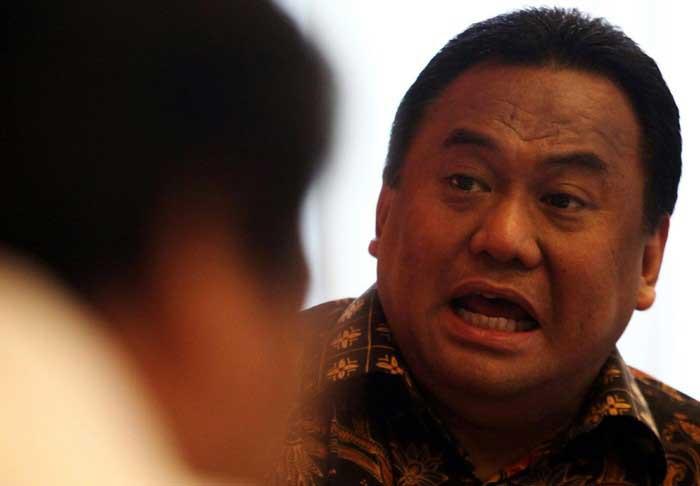 Guna Bahas Pengembangan UMKM, Wakil Ketua DPR-RI Temui Ganjar