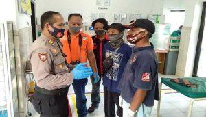 Jasad Seorang Pria Ditemukan di Selokan Tawangmangu