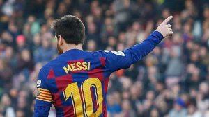 Messi Untuk Hengkang Dari Barcelona Bukan Keputusan Sesaat