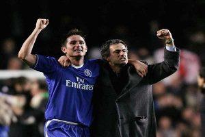Mourinho dan Lampard, Dulu Saling Puji Sekarang Saling Maki