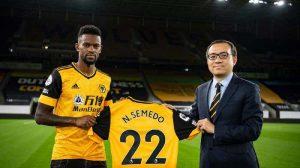 Nelson Semedo Resmi Hengkang Dari Barcelona Menuju Wolves